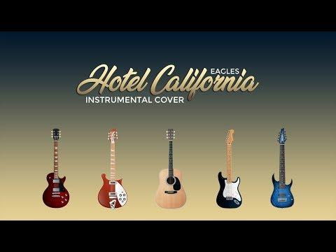 The MusicLab Guitars. Hotel California [Instrumental Cover]