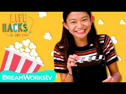More Movie Night Hacks | LIFE HACKS FOR KIDS