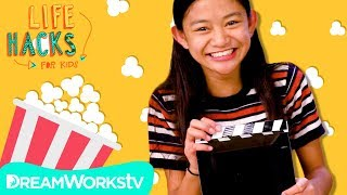 More Movie Night Hacks | LIFE HACKS FOR KIDS