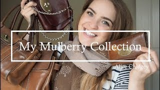 My Complete Mulberry Collection October 2017 | Alice Chidgey