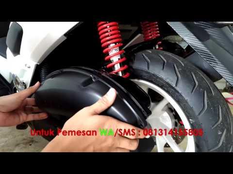 INTAKE TROMP CYCLONE (ITC) For Yamaha NMAX, Tutorial Video