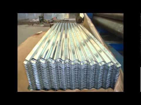 Видео Цена на оцинкованный сталь в рулонах производство китай