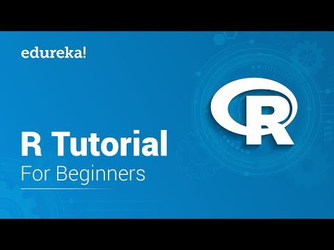 R Tutorial For Beginners | R Programming Tutorial l R Langua