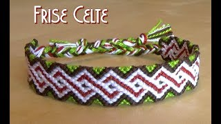 [TUTO] Celt friendship bracelet ( advanced)