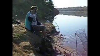 Ловля сазана на Ахтубе(Август 2013., 2013-08-31T14:46:09.000Z)