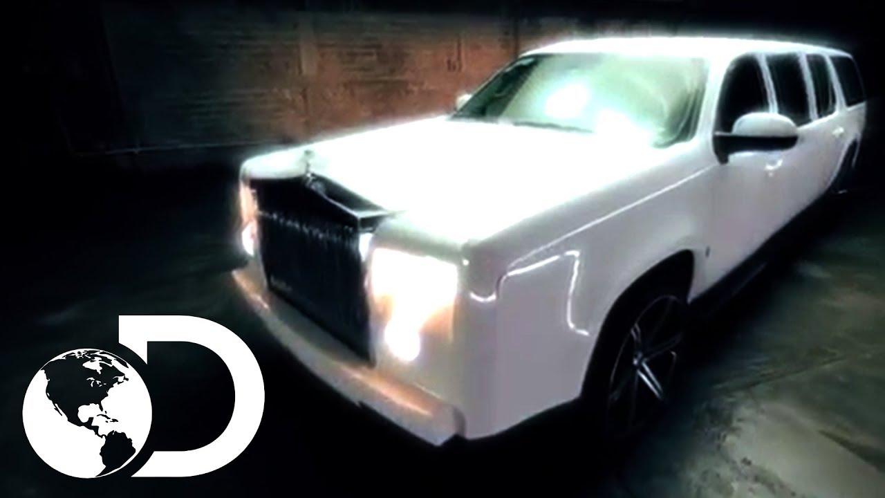 Rolls Royce Limo >> Rolls Royce al frente y Lamborghini por detrás ...