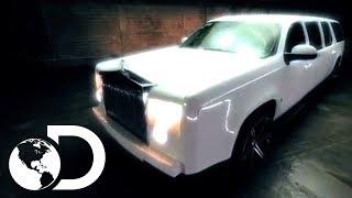 Rolls Royce al frente y Lamborghini por detrás | Mexicánicos | Discovery Latinoamérica