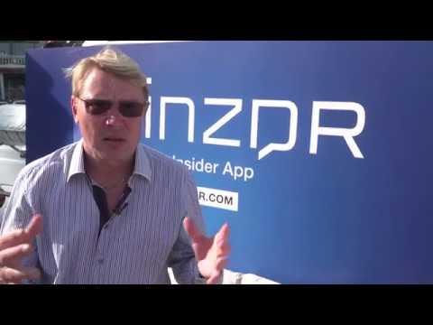 Mika Häkkinen - iNZDR (Newsclip)