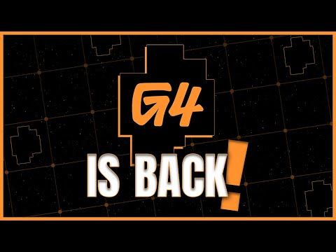 G4 Is Back! Launch Date Announcement
