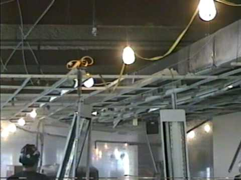 Wire Wolf Suspended Ceiling Wire Cutter demolition tool - YouTube