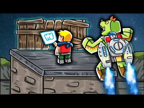 Minecraft Fortnite - NEW JETPACK UPDATE! (Fortnite Jetpack)