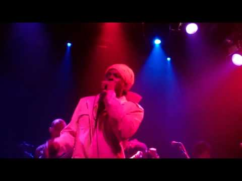"Richie Spice @ The Independent, SF 9-28-11 Performing ""Legal"""