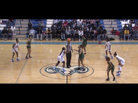 #14 Grayson vs. #12 Newton |12.10.19| 7A Womens HS Basketball