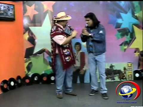 Só No Vinil Na TV  26  06   Apresentação Hugo Tupã O Cigano