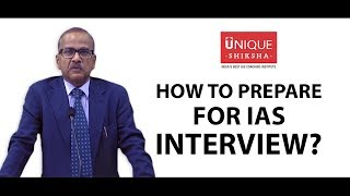 How to prepare for UPSC | IAS | Civil Services interview | By S. B Singh