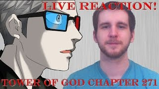 Tower of God Chapter 271 [Season 2, Episode 191] Live Reaction!