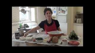 Diabetic Dinner Recipe: Zucchini Lasagna