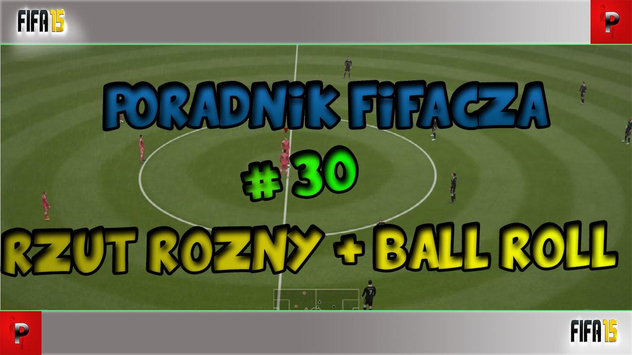 Jak wykonywać rzuty rożne z Ball Roll'em w FIFA 15