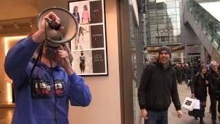 Giving Internet Legend Disco-Boy a Megaphone