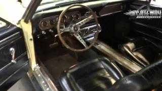 1966 Ford Mustang convertible for sale at Gateway Classic Cars in St. Louis, MO