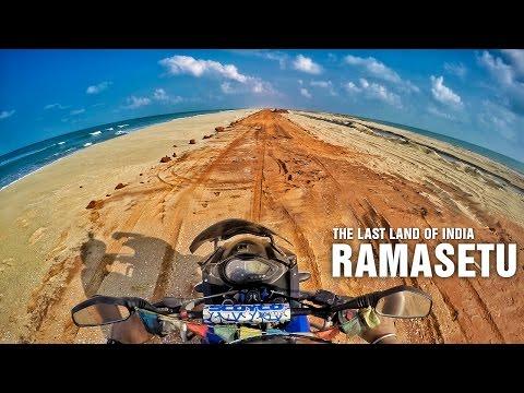   Rameswaram   Dhanushkodi   Rama Sethu Point   Ride To The Last Land  