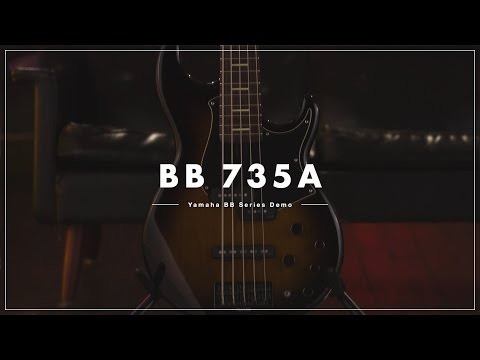 Yamaha BB Series Demo | BB735A