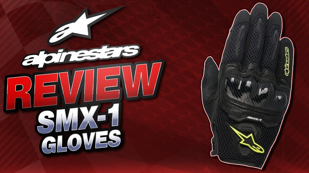 Motorcycle gloves review 2016 - 2016 Alpinestars Smx 1 Gloves Review From Sportbiketrackgear Com