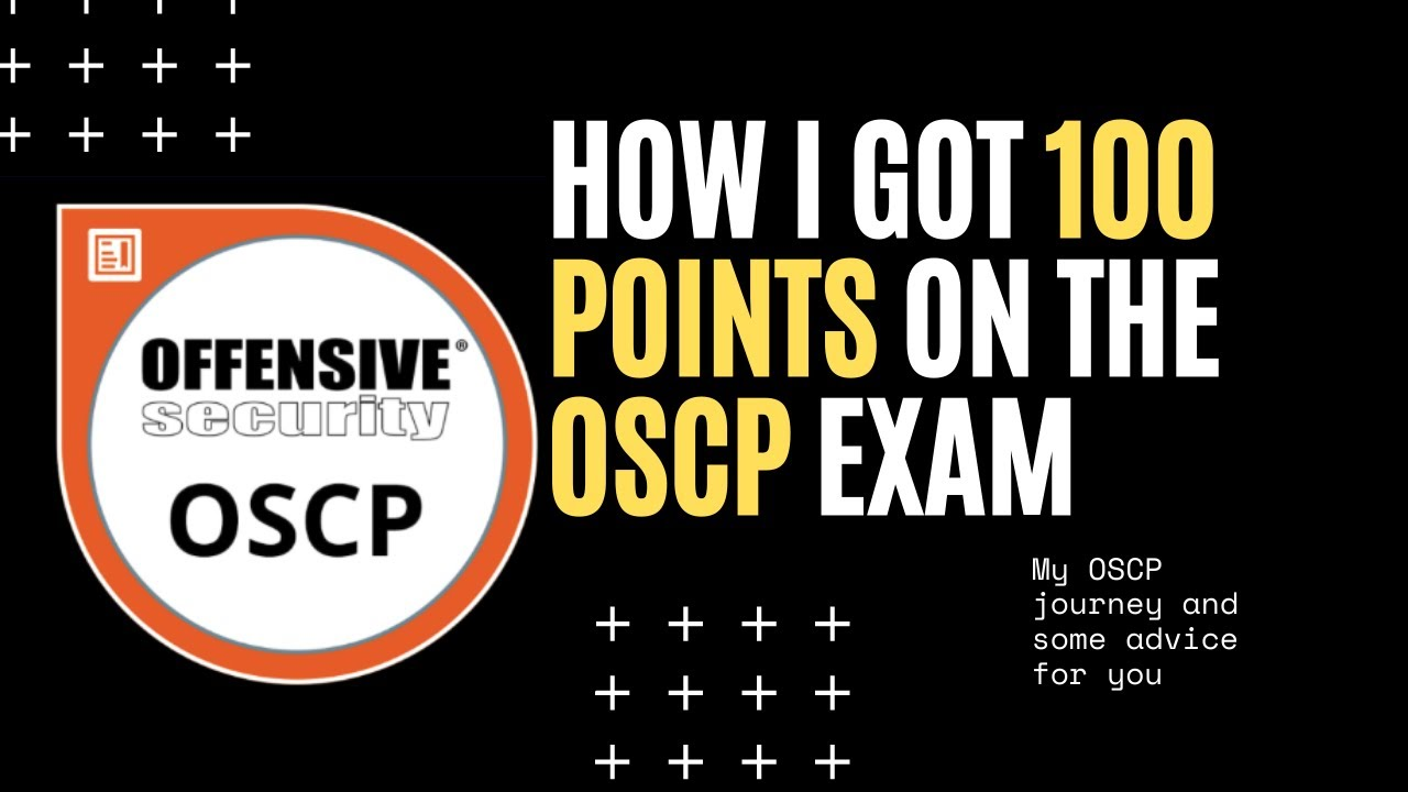 Download MY OSCP JOURNEY AMA : HOW I PASSED WITH 100 POINTS