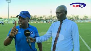 ARPL DAY 22: APR FC 1 -1 POLICE FC /  INTERVIEW  with  COACHES