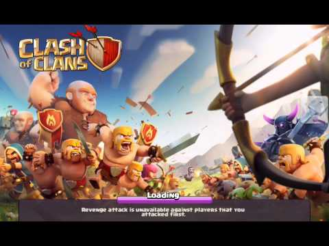 Clash Of Clans With GameKiller