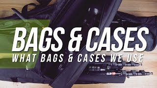 Photography Gear - Bags & Cases
