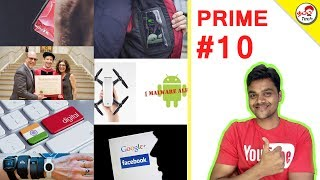 Tamil Tech Prime Ep #10 : Android Hacked , One Plus 5 , 4 Camera Smartphone , Dress Charging