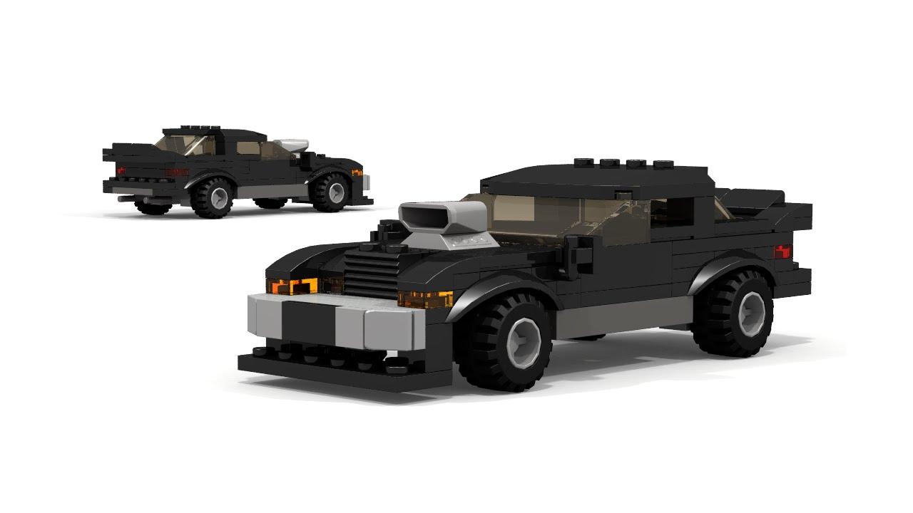 Lego Sports Car Building Instructions