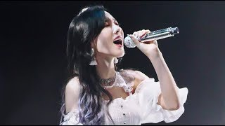 SNSD Taeyeon High Notes from 2015-2017