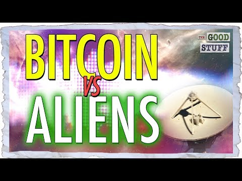 Bitcoin Is Hurting The Search For Aliens!