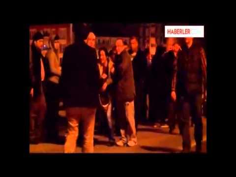 Soner HASIRCIOĞLU - DHA/İSTANBUL... Esenyurtta Kaza:1 Ölü...!