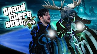 GTA 5 PC Online Funny Moments | CANADA VS AMERICA! (Funny Moments)