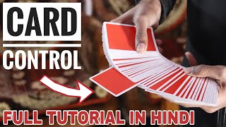 2 Best CARD CONTROL - Tutorial [ HINDI ]