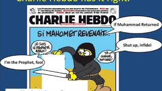 Charlie Hebdo has it Right. The Truth Behind ISIS and Terrorism