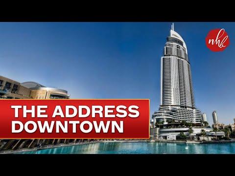 The Address Hotel | Down Town | Dubai