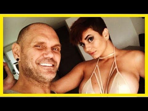 Nacho vidal y amaranta hank graban video erótico para promocionar fiesta ual