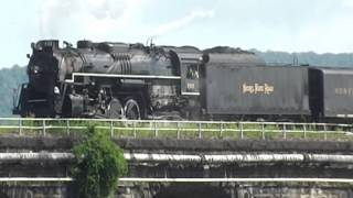 Nickel Plate Road 765: Keystone Capital Steam
