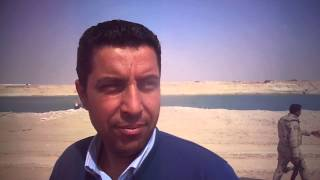 learn journalist Mohammed Jaber who was wounded in the Suez Canal