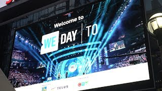 WE Day 2018   CBC Kids News