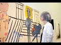Rose Wylie - winner of the John Moores Painting Prize 2014