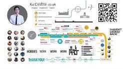 Animated CV Resume - Kai Creative