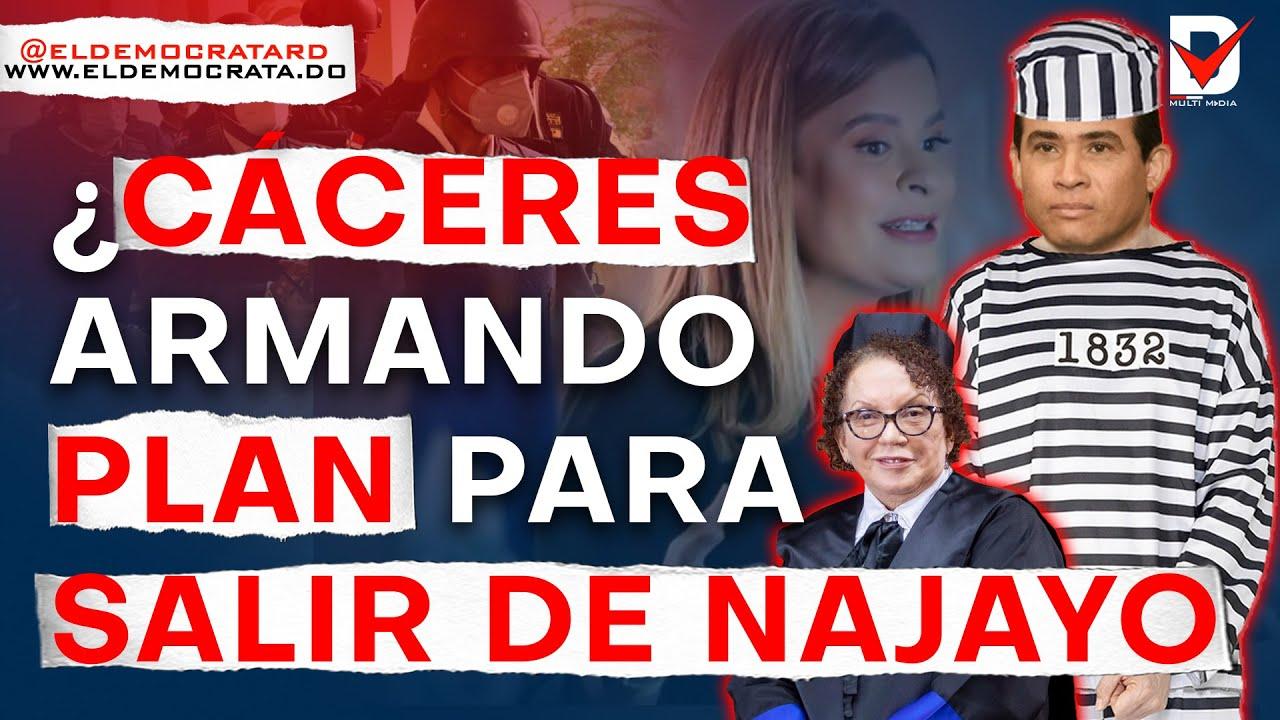 Los #abogados de #AdánCáceres tiene la #formula para #sacarlo de la #cárcel - #MiriamGermán se niega
