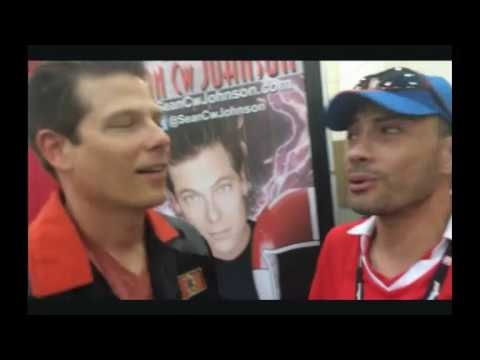 Dr Lorca en Power Morphicon 2016   Sean Cw Johnson