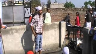 Shri Gururavi Dass ji de janam din deyan video 25.03.2013 Nawan Pind Jattan Nakodar vich