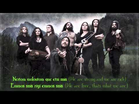 Eluveitie- Luxtos Lyrics